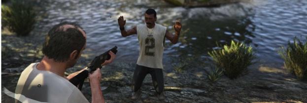 Immagine del gioco Grand Theft Auto V - GTA 5 per Playstation 4