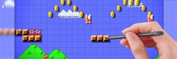 Immagine del gioco Super Mario Maker per Nintendo Wii U