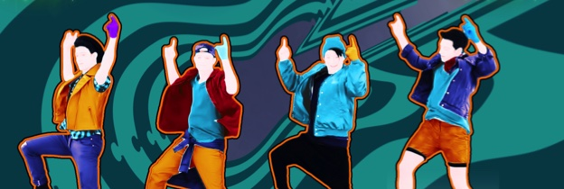 Immagine del gioco Just Dance 2015 per Playstation 3