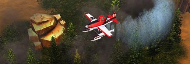 Immagine del gioco Planes 2: Missione Antincendio per Nintendo Wii U