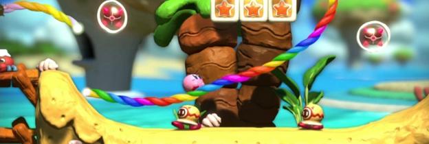 Immagine del gioco Kirby e il pennello arcobaleno per Nintendo Wii U