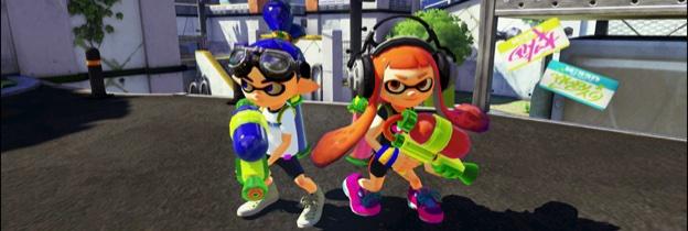 Splatoon per Nintendo Wii U