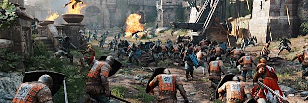 Immagine del gioco For Honor per Playstation 4
