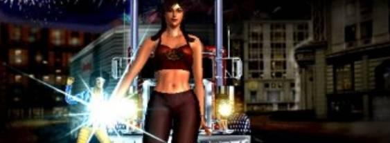 Immagine del gioco The King of Route 66 per Playstation 2