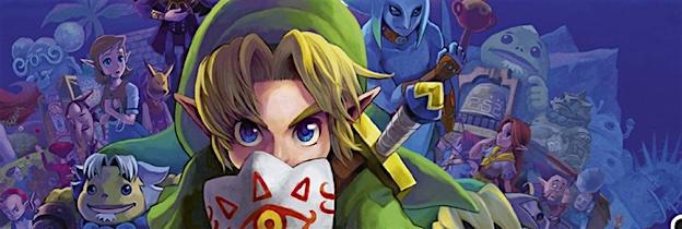 The Legend of Zelda: Majora's Mask 3D per Nintendo 3DS