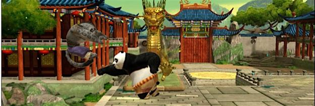 Kung Fu Panda: Scontro finale delle leggende leggendarie per Nintendo Wii U
