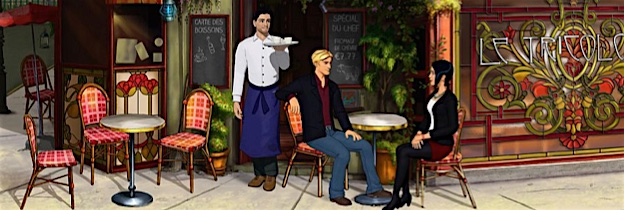 Broken Sword 5: La Maledizione del Serpente per Playstation 4