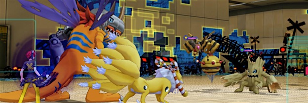 Digimon story: Cyber Sleuth per Playstation 4