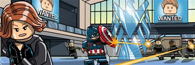 Immagine del gioco LEGO Marvel's Avengers per Nintendo 3DS