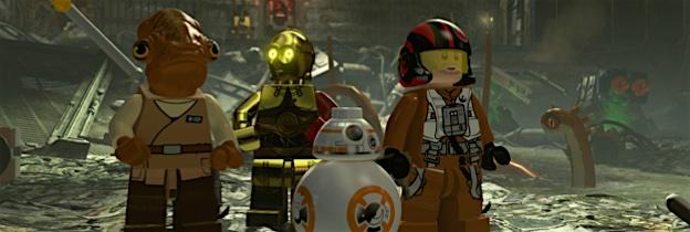 Immagine del gioco LEGO Star Wars: Il risveglio della Forza per Playstation 3