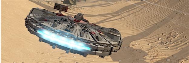 Immagine del gioco LEGO Star Wars: Il risveglio della Forza per Xbox One
