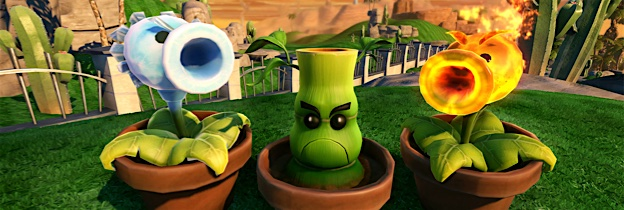 Immagine del gioco Plants Vs Zombies Garden Warfare per Xbox 360