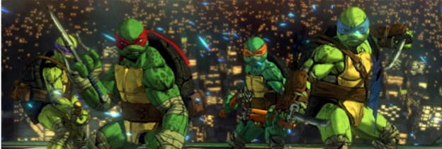 Immagine del gioco Teenage Mutant Ninja Turtles: Mutanti a Manhattan per Playstation 4
