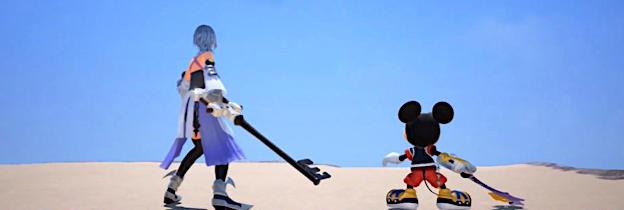 Immagine del gioco Kingdom Hearts HD 2.8 Final Chapter Prologue per Playstation 4