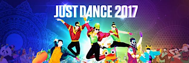 Immagine del gioco Just Dance 2017 per Nintendo Wii