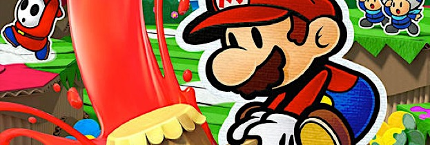 Paper Mario: Color Splash per Nintendo Wii U
