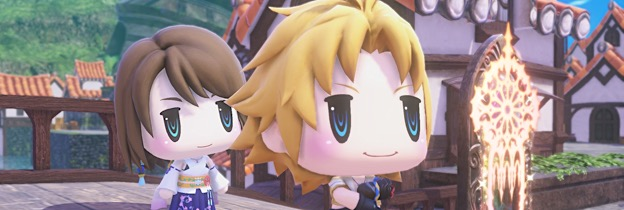 World of Final Fantasy per Playstation 4