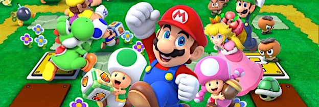 Immagine del gioco Mario Party Star Rush per Nintendo 3DS