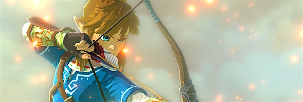Immagine del gioco The Legend of Zelda: Breath of the Wild per Nintendo Switch