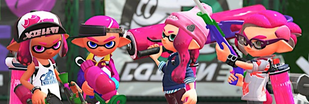 Immagine del gioco Splatoon 2 per Nintendo Switch