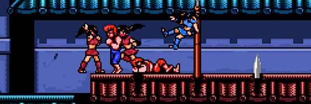 Immagine del gioco Double Dragon IV per Playstation 4