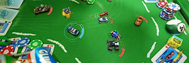 Immagine del gioco Micro Machines: World Series per Xbox One