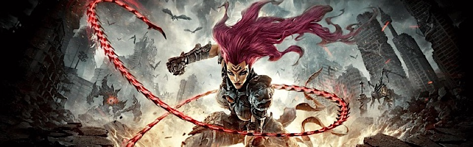 Darksiders III per Xbox One