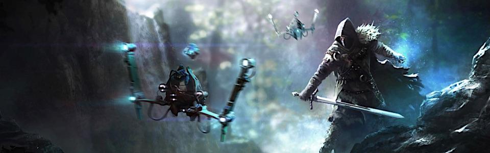 Immagine del gioco ELEX per Playstation 4