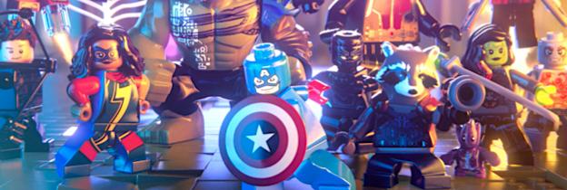 LEGO Marvel Super Heroes 2 per Playstation 4