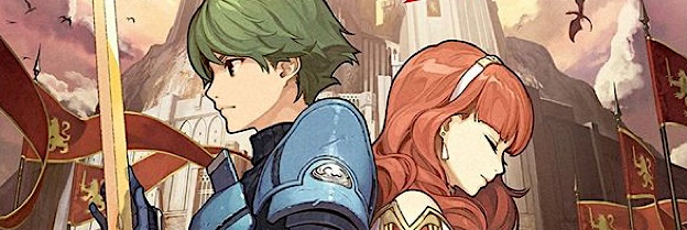 Fire Emblem Echoes: Shadow of Valentia per Nintendo 3DS