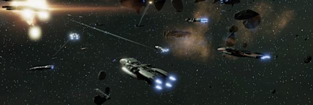 Immagine del gioco Battlestar Galactica Deadlock per Playstation 4