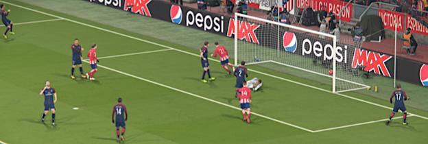 Immagine del gioco Pro Evolution Soccer 2018 per Playstation 4