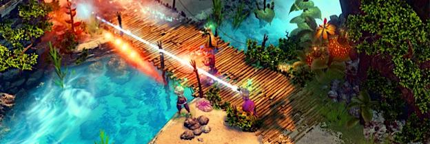 Immagine del gioco Nine Parchments per Xbox One