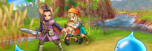 Dragon Quest XI per Nintendo 3DS