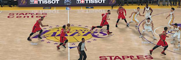Immagine del gioco NBA 2K18 per Xbox 360