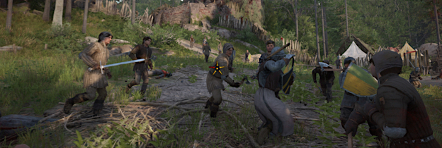 Immagine del gioco Kingdom Come: Deliverance per Playstation 4