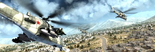 Immagine del gioco Air Missions: Hind per Xbox One