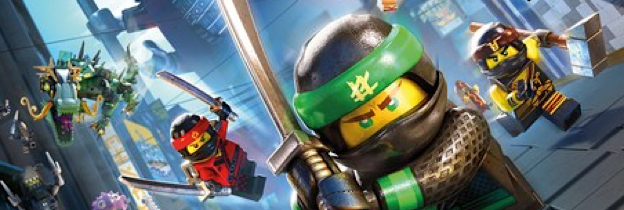 LEGO Ninjago Il Film: Video Game per Nintendo Switch