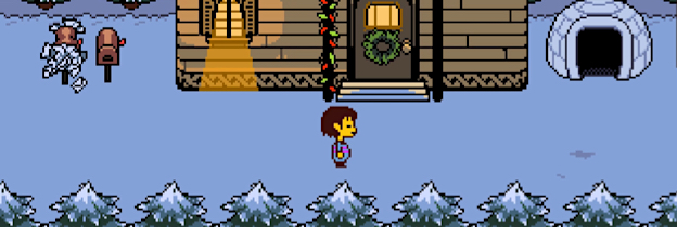 Immagine del gioco Undertale per Playstation 4