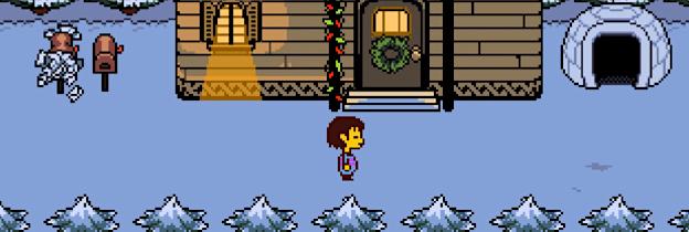 Immagine del gioco Undertale per PSVITA