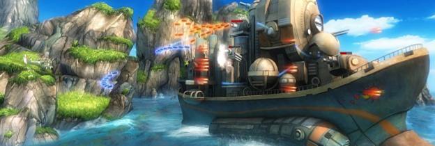 Immagine del gioco Sine Mora EX per Xbox One