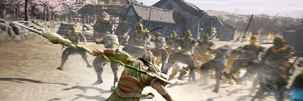 Immagine del gioco Dynasty Warriors 9 per Playstation 4