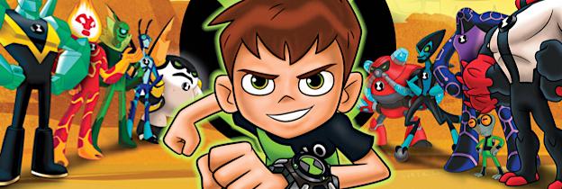 Immagine del gioco Ben 10 per Nintendo Switch