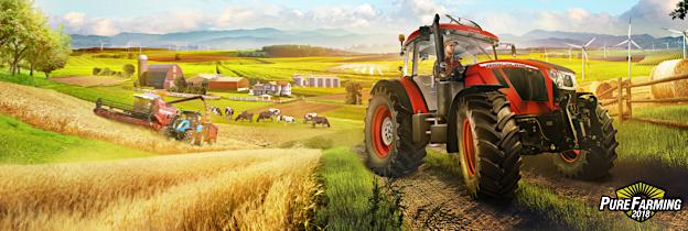 Immagine del gioco Pure Farming 2018 per Playstation 4