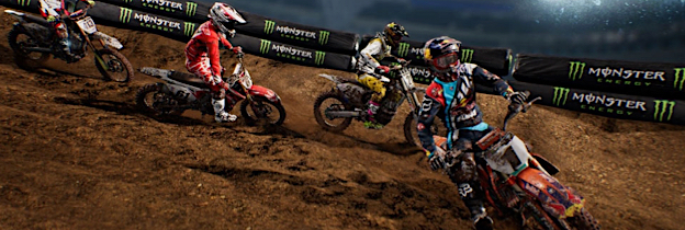 Immagine del gioco Monster Energy Supercross - The Official Videogame per Xbox One