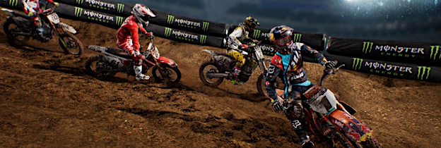 Monster Energy Supercross - The Official Videogame per Nintendo Switch