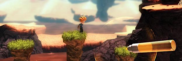 Immagine del gioco Max: The Curse of Brotherhood per Playstation 4