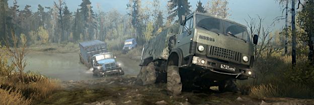 Immagine del gioco Spintires: MudRunner per Xbox One