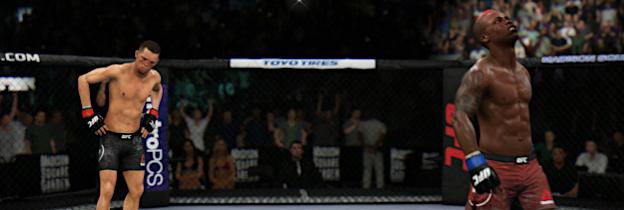 Immagine del gioco EA Sports UFC 3 per Xbox One