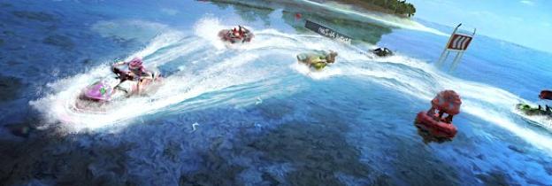Immagine del gioco Aqua Moto Racing Utopia per Nintendo Switch